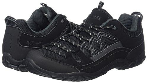 Low Randonnée Noir Regatta De Chaussures Homme black Edgepoint Ii Basses briar aEqEpA