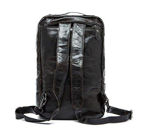 Messenger borsa 2 Uomo Scuola In Borsa borsa Retrò Pelle Casual Spalla tracolla Shoutibao A 1 Da Multifunzionale viaggio O7gBq11Swx