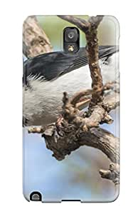 Hot 3552717K45695443 For Galaxy Note 3 Protector Case Bird Phone Cover
