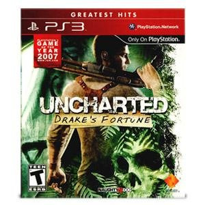 Sony Uncharted: Drake's Fortune - Playstation 3