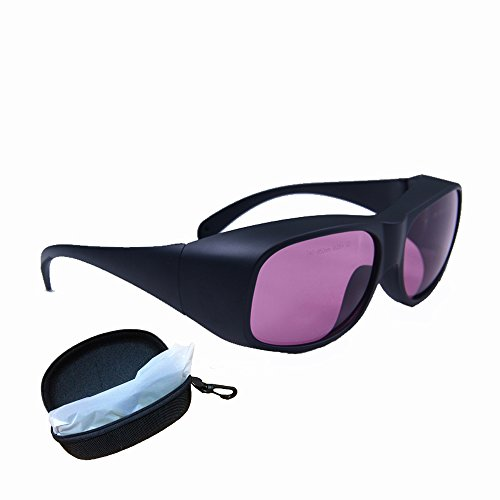 Protection Eye Multi (755nm, 808nm Multi-wavelength Laser Protective Glasses Goggles Ce Certified)