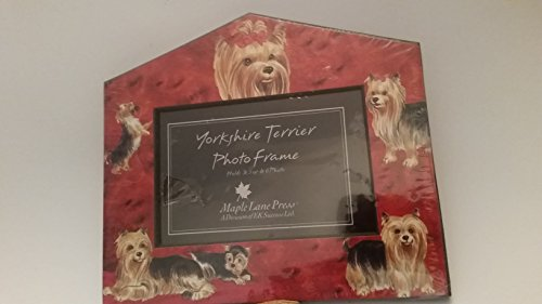 Yorkshire Terrier Photo frame