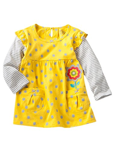 5t yellow dress - 6
