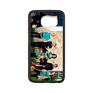 Samsung Galaxy S6 Cell Phone Case Covers White Quadriga Consort Phone cover F7609808