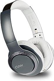 Cleer Audio Enduro 100 Wireless Bluetooth Headphone - Over Ear Fast Charging Lightweight, Podcasting 100Hr Lon