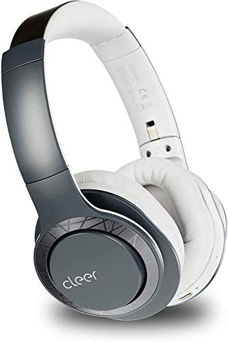 Cleer Audio Enduro 100 Wireless Bluetooth Headphone – Over Ear Fast Charging Lightweight, Podcasting 100Hr Long Battery…