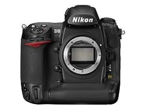 Nikon D3 - Cámara Réflex Digital 12.1 MP (Cuerpo)
