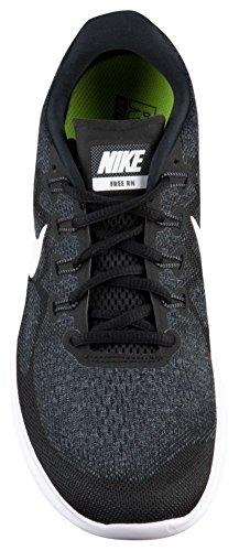 Grau Running Black dark 2 Uomo Grey Scarpe Nike white Free anthracite RN UAwqzYI