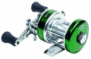 Fladen 220 - Carrete de pesca, color verde