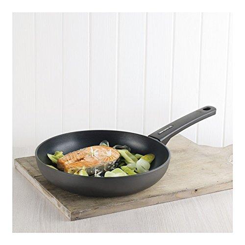 "Kuhn Rikon ""Easy"" Frying Pan, 12.60"", Black"