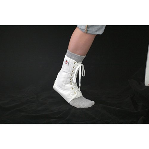 b18efc659c636 Core 6310 Lace-Up Ankle Support White-Core Products   6310-Small by