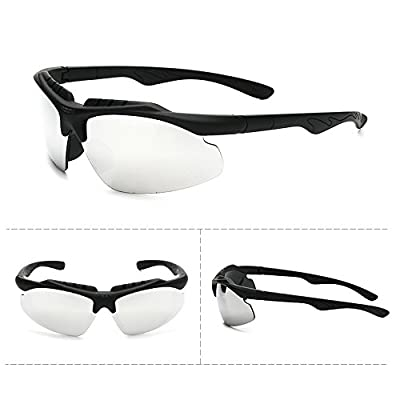 OMIU Polarized Sports Sunglasses for Men Women Cycling Running Driving Fishing Golf Baseball Glasses 191