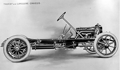 American Underslung Chassis Factory Photo