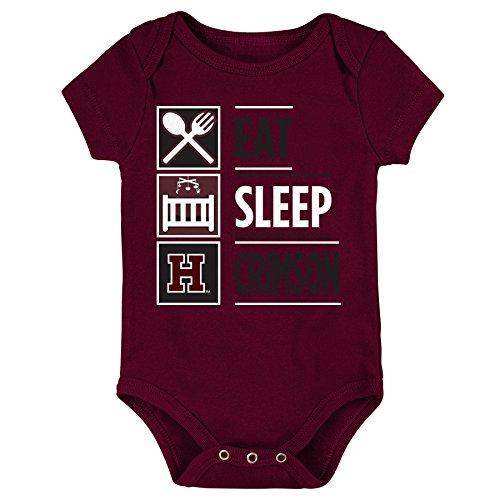 NCAA by Outerstuff NCAA Harvard Crimson Newborn & Infant