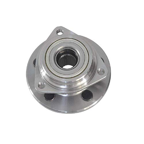 Jeep Cherokee Front Hub - DRIVESTAR one 513084 Front Wheel Hub Bearing Assembly for Cherokee Grand Comanche Wrangler TJ