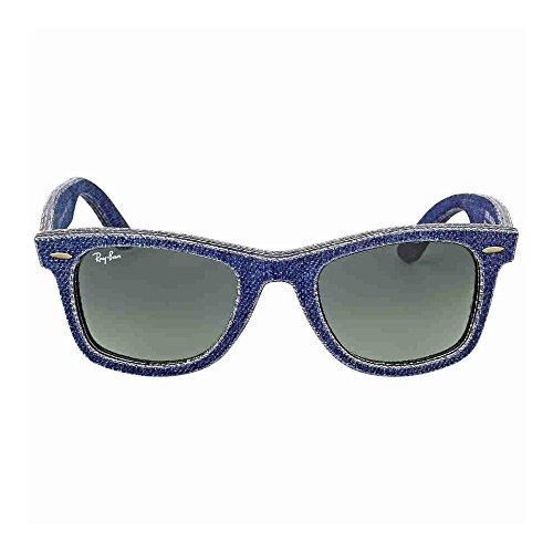 ray-ban-original-wayfarer-sunglasses-rb2140-blue-grey-cloth-denim-non-polarized-50mm