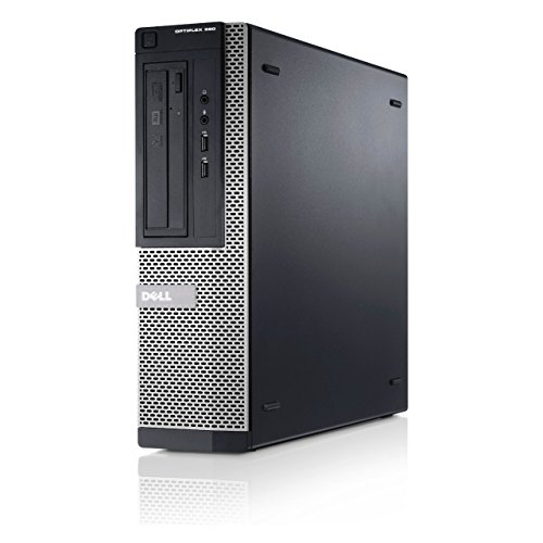 Dell Optiplex 790 Desktop High Performance Desktop Computer Intel Core i7-2600 Processor 3.8GHz 8GB RAM 2TB HDD DVD Windows 10 Pro 64bit (Certified Refurbished)