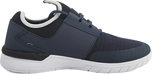 Supra Run Flow Navy Blu bianco Sneaker Uomo qT1Pv0wq