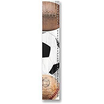 7 x 0.5 x 39 The Kids Room by Stupell Must Be This Tall Pink Growth Chart Proudly Made in USA Stupell Industries gc-113