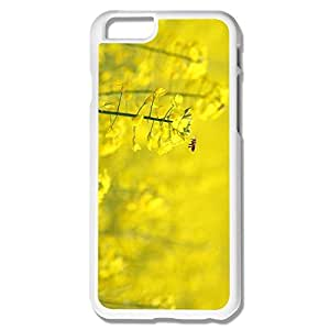 Sports Complete Yellow Flowers IPhone 6 Case For Her