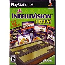 Intellivision Lives - PlayStation 2 by Crave Entertainment