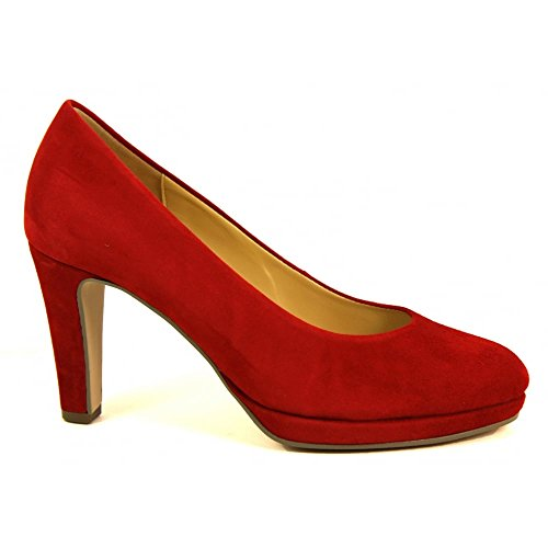 Gabor Red Pumps Schwarz Fashion Damen rwnqrTCf