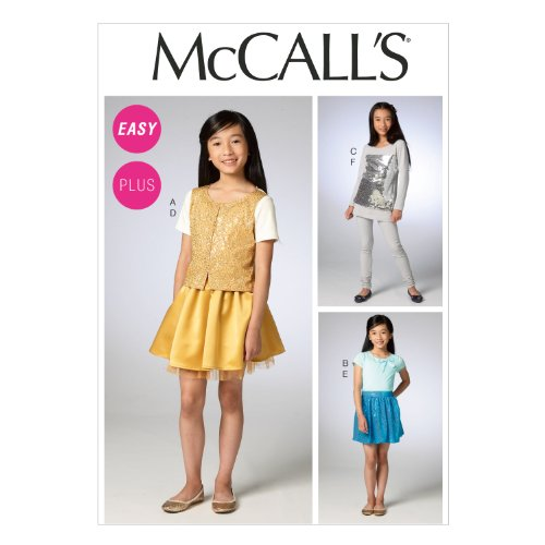 mccall-pattern-company-m6832-girls-girls-plus-cardigan-tops-skirts-and-leggings-sewing-template-size