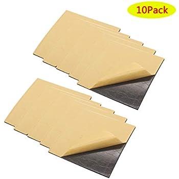 Neoprene Rubber Sheets Foam Self Stick Adhesive Non Slip