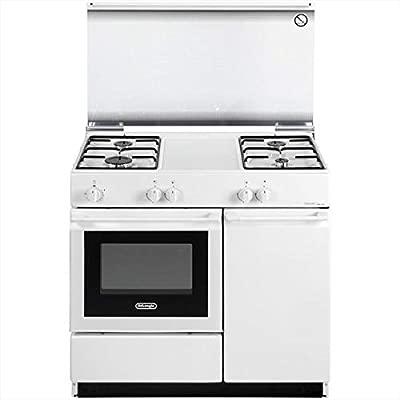 De Longhi SEW 8540 NED Linea Smart - Cocina de gas con horno ...