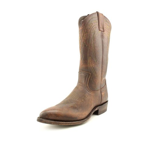 Frye Billy Pull On Boots Donkerbruin Dames 8 Usa