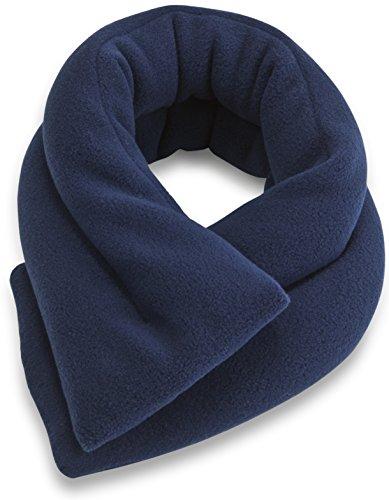 Amazon Sunny Bay Extra Long Heated Neck Wrap Blue 4040 Pound Amazing Neck And Shoulder Rice Bag Pattern