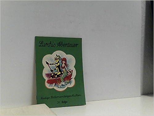 promo code 97227 3abe8 Lurchis Abenteuer - lustige Salamandergeschichten, Folge 31 ...