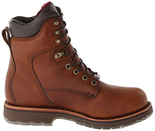 Chippewa Mens 8 Tum Tan 25228 Robust Boot Brun