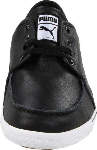 Puma Mens Benecio Spets-up Mode Sneaker Svart