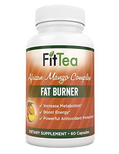 FitTeatrade African Mango Complex 60 Capsules