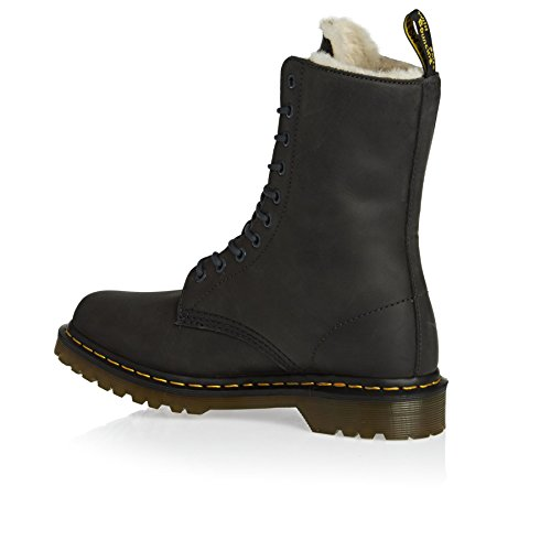 Dr. Martens Woman Boot Black Grey