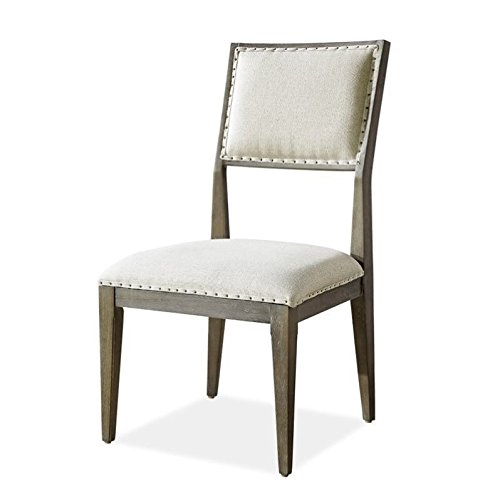 Universal Furniture 507634-RTA Playlist Dining Side Chair, Brown Eyed Girl