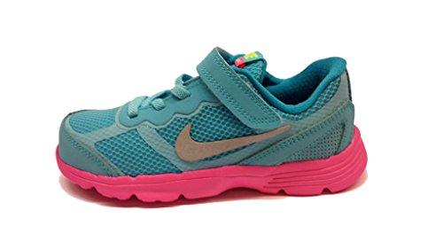 Nike Kids Fusion Run 3 (TDV) bambina, tela, sneaker bassa