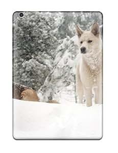 Rolando Sawyer Johnson's Shop Awesome Defender Tpu Hard Case Cover For Ipad Air- Dog