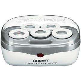 Conair(r) Ts7x Jumbo Roller Travel Hairsetter 8.00in. x 6.70in. x 5.90in. - 41hBlCLIWzL - Conair(r) Ts7x Jumbo Roller Travel Hairsetter 8.00in. x 6.70in. x 5.90in.