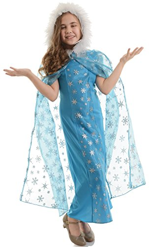(Underwraps Snow Queen Cape for)
