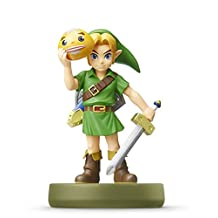 amiibo link Majora'S Mask ( The legend series of Zelda )