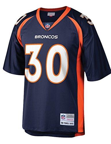 Denver Broncos Terrell Davis Mitchell & Ness 1998 Throwback Replica Jersey (Denver Broncos Throwback Jersey)