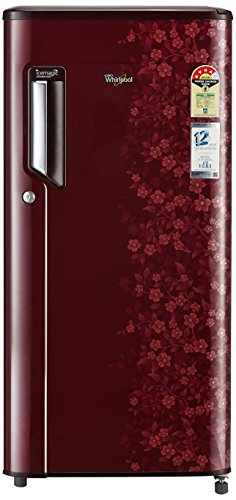 Whirlpool 185 L 4 Star Direct Cool Single Door Refrigerator 200 IMPWCOL PRM 4S, Wine Exotica