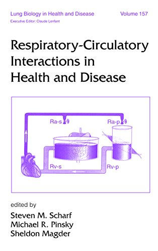 Respiratory-Circulatory Interactions in Health and Disease (Lung Biology in Health and Disease Book 157)