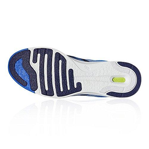 Asics Fuzex Corrono Scarpe Da Elctric Blu Bianco 4249 In Esecuzione