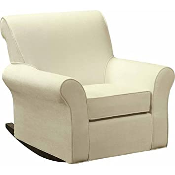 Ordinaire Dorel Rocker Slipcover   Beige   Nursery Furniture   Living Room  Furnitureu0027s   Chair   Clean