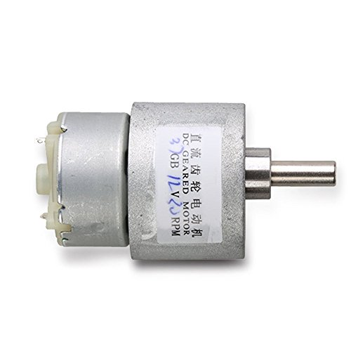 Kohree nextrox 30rpm mini gear box electric motor 12v dc for Small electric motors for sale