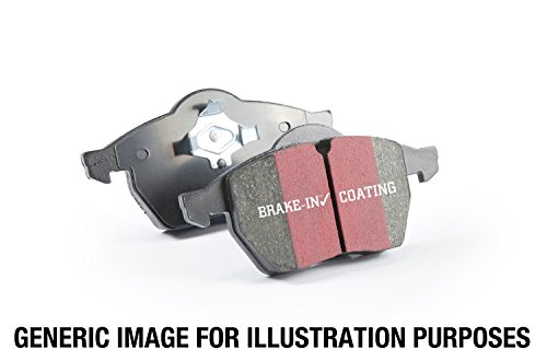 2002 Ultimax Discs - EBC Brakes UD465 Ultimax OEM Replacement Brake Pad