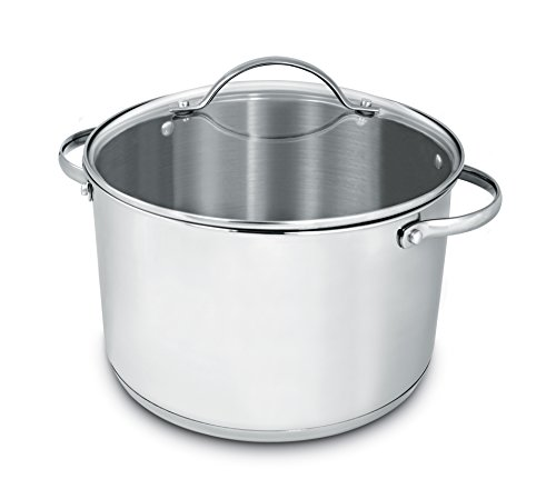 Cuisinox POT-DE24 Deluxe Covered Dutch Oven, 6.8-Liter Review
